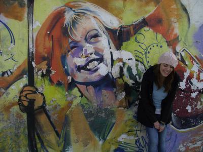 Beautiful Spanish Street Art