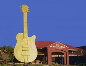 The Golden Guitar
